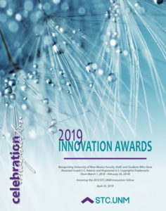 2019 Innovation Awards Program Cover